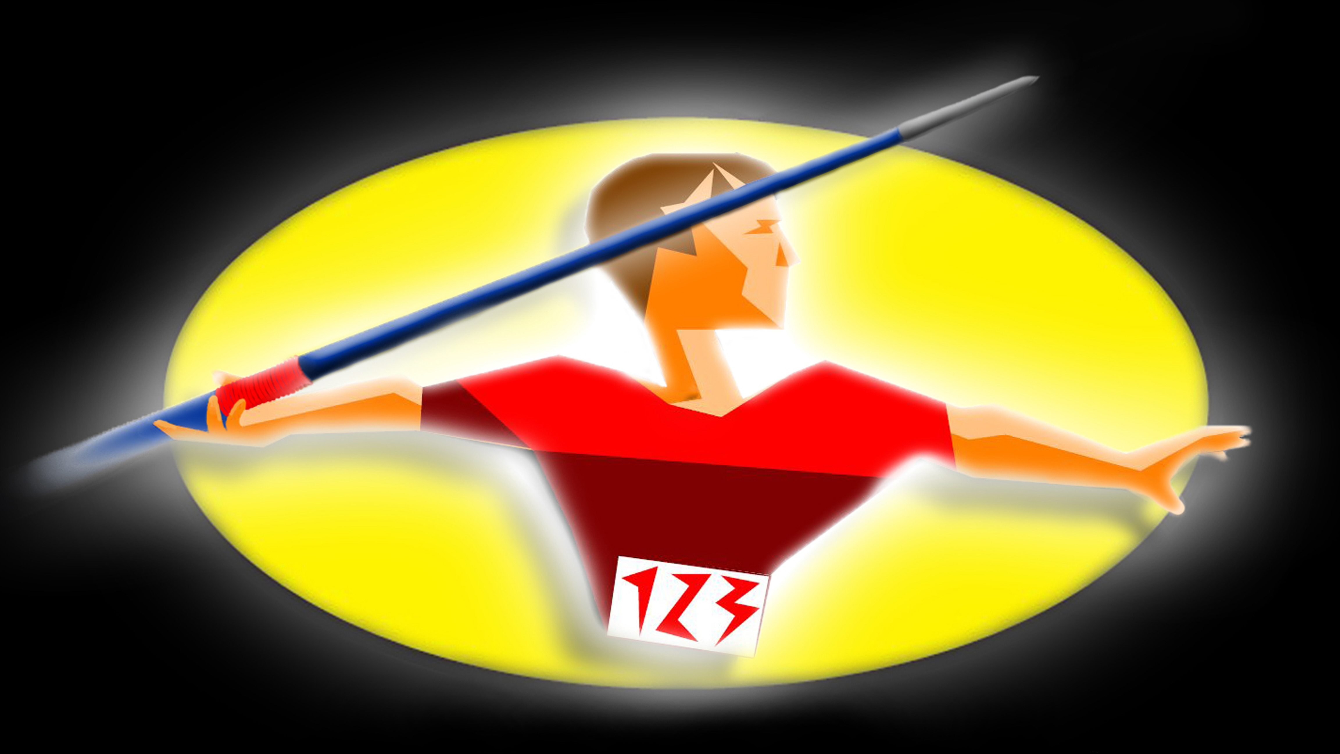 THE JAVELIN MAN